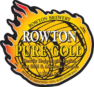 Rowton Pure Gold
