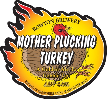 Mother Plucking Turkey